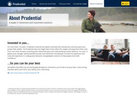 experiencedayonefunds.prudential.com