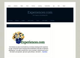experiences.com