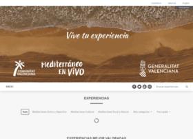 experiencias.comunitatvalenciana.com