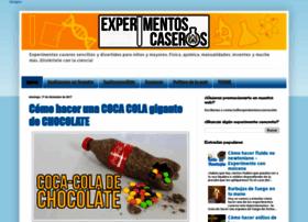 experimentoscaseros.info