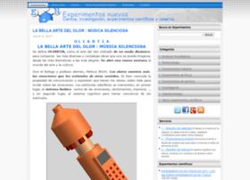 experimentosnuevos.com
