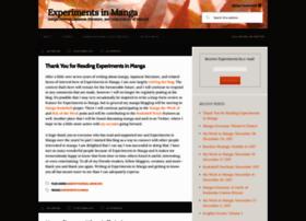 experimentsinmanga.mangabookshelf.com