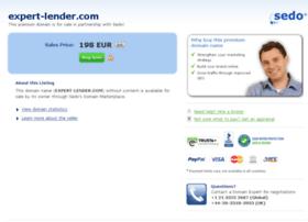 expert-lender.com