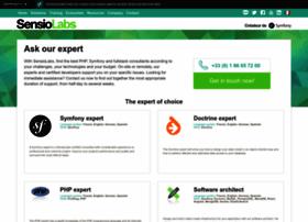 expert.sensiolabs.com