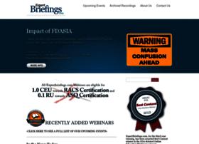 expertbriefings.com