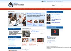 expertbusinessadvice.com