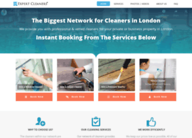 expertcleaners.co.uk