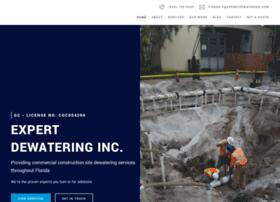 expertdewatering.com