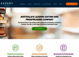 experteditor.com.au