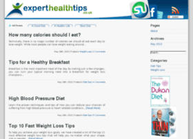 experthealthtips.co.uk