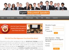 experttelesummitspeakers.com