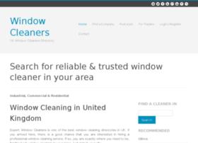expertwindowcleaners.co.uk