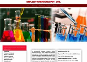 explicitchemicals.com