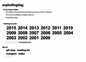 explodingdog.com