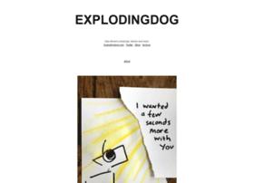 explodingdog.tumblr.com