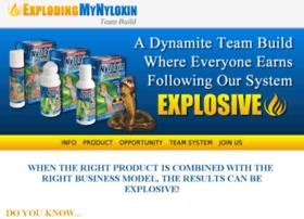 explodingmynyloxin.com