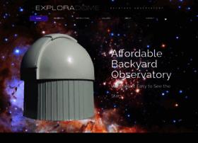 explora-dome.com