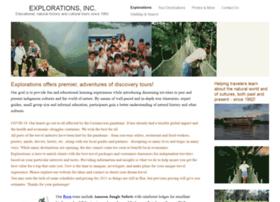 explorationsinc.com