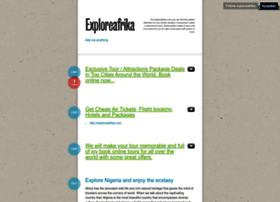 exploreafrika.tumblr.com
