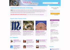 exploreastrology.co.uk