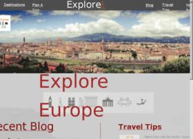 exploreeurope.org