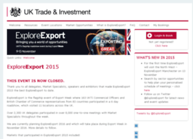 exploreexport.ukti.gov.uk
