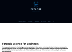 exploreforensics.co.uk