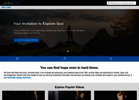 exploregod.com