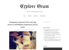 exploregram.com