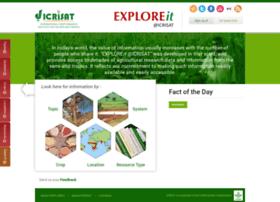 exploreit.icrisat.org