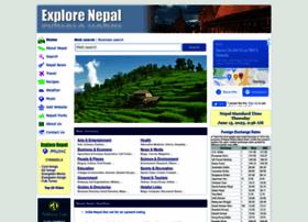 explorenepal.com