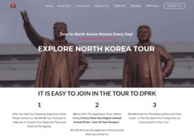 explorenorthkorea.com