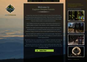 exploreoregonforests.org