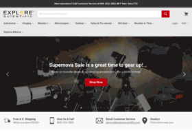 explorescientific.com