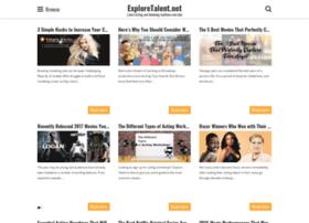 exploretalent.net