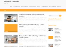 explorethecapabilities.com