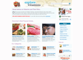 explorevitamins.co.uk