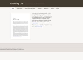exploring.liftweb.net