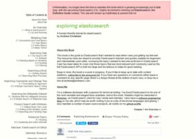 exploringelasticsearch.com