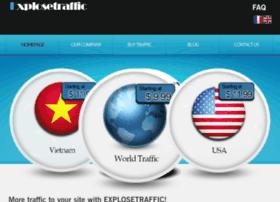 explosetraffic.com