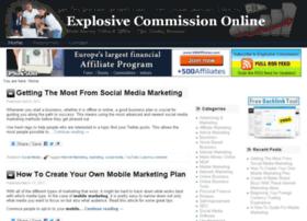explosivecommission.com