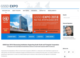 Expo.unsouthsouth.org
