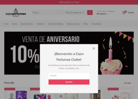 expoperfumes.com.mx