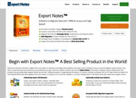 export-notes.com