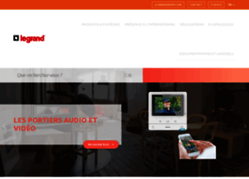 export.legrand.com