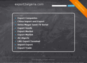 export2algeria.com