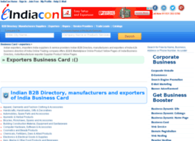 exporters.indiacon.com