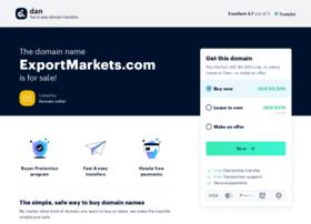exportmarkets.com