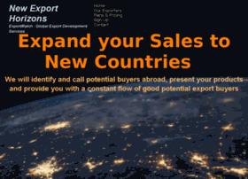 exportmatch.co.uk