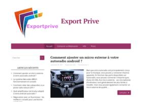 exportprive.com
